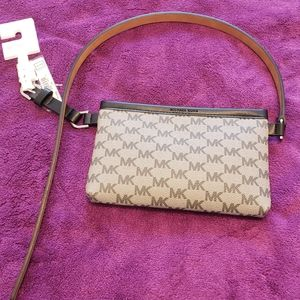 Michael kors black Fanny pack/belt bag - Size L